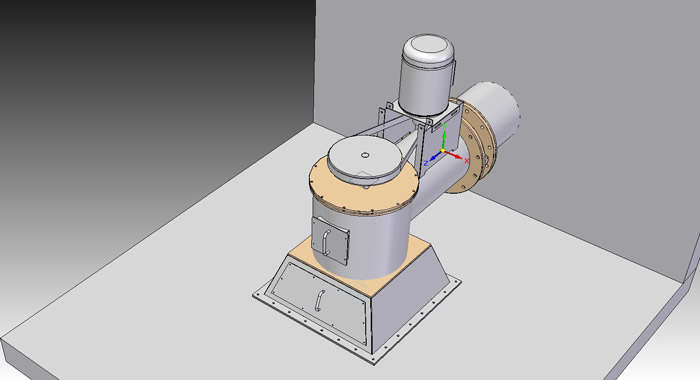 Evans Engineering Modular water turbine