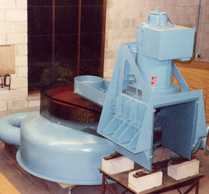 Commercial Water Turbines - Minihydro