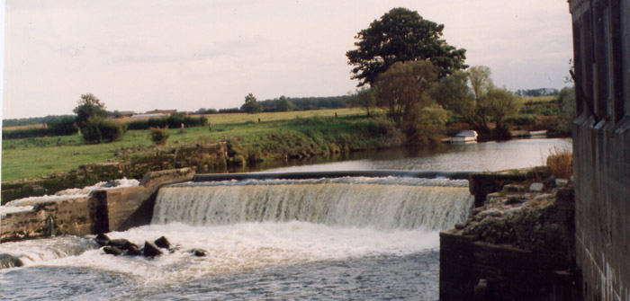 Evans Engineering weir